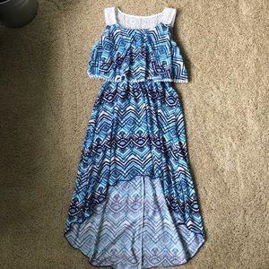 Other - Girls high low summer dress